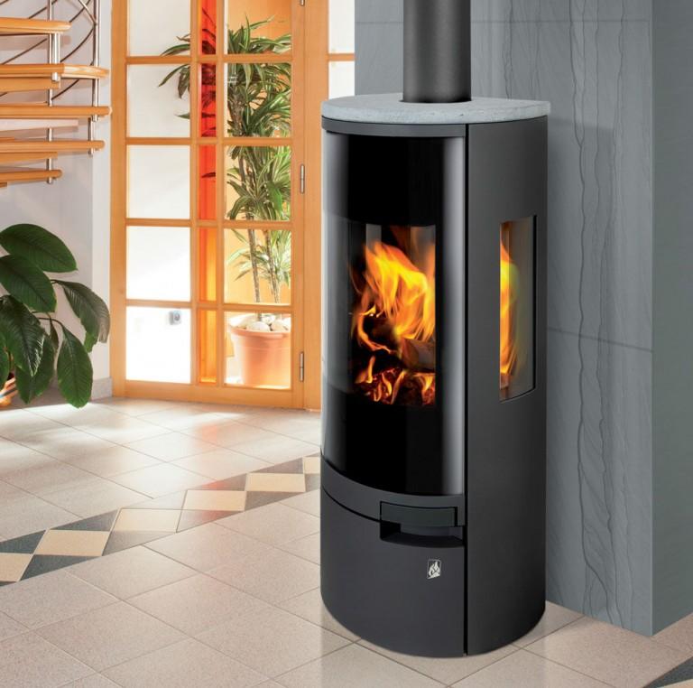 SODITHERM – Solutions de chauffage – Vente installation et entretien de poêles à granulés et poêles à bois, cheminées, inserts : ROMOTOPBELO3S