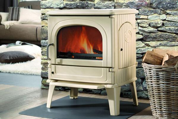 SODITHERM – Solutions de chauffage – Vente installation et entretien de poêles à granulés et poêles à bois, cheminées, insertspoele-bois-64CB-email-ivoire