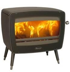 po le bois vintage 50 lorflam soditherm. Black Bedroom Furniture Sets. Home Design Ideas