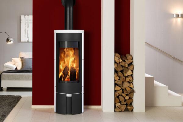 SODITHERM – Solutions de chauffage AURA CERAMIQUE- Vente installation et entretien de poêles à bois