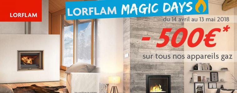 Lorflam magic days