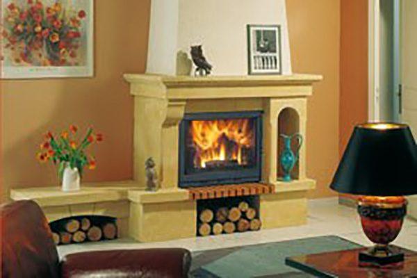 SODITHERM- Solutions de chauffage : insert fonte guillemette