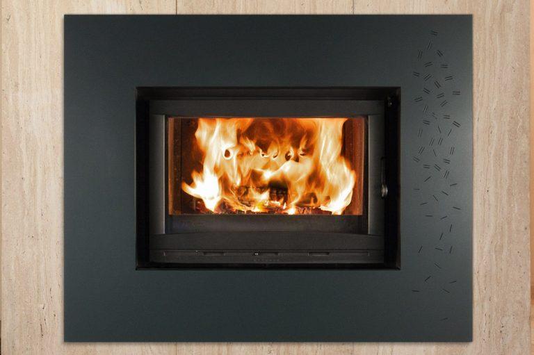 SODITHERM- Solutions de chauffage : insert bois