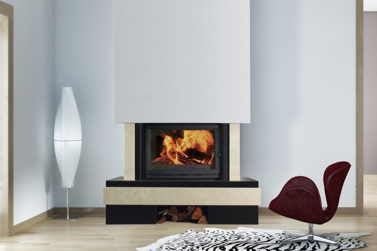 SODITHERM- Solutions de chauffage : cheminées inserts
