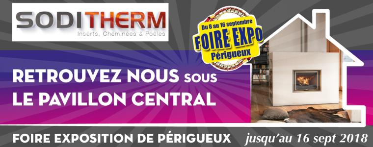 Foire exposition Périgueux 2018
